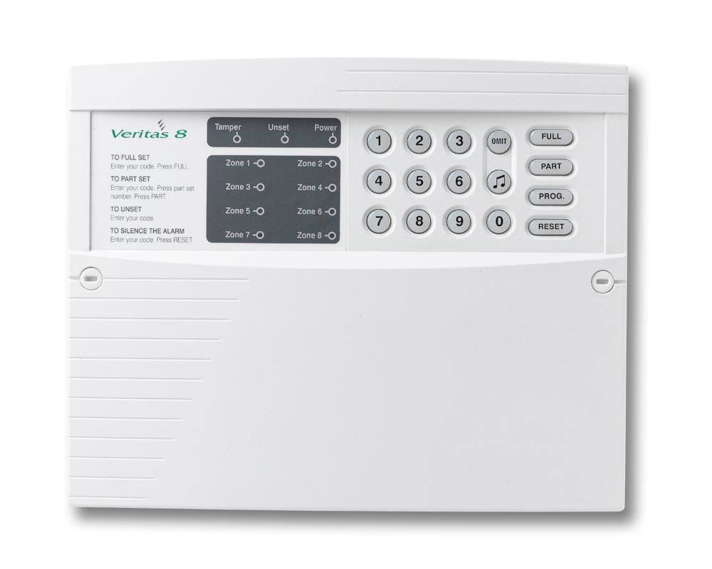 Veritas Alarm Wiring Diagram : Burglar alarm